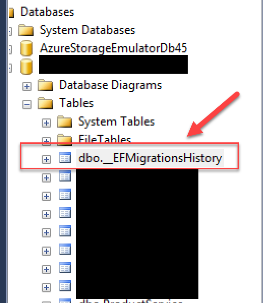 EF Core migrations with existing database schema and data